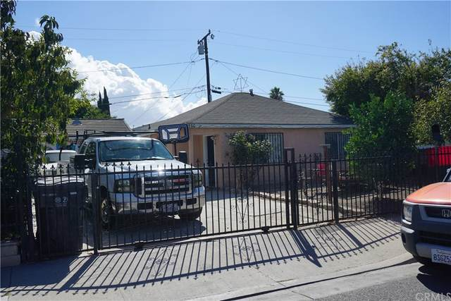 1460 W 155th Street, Compton, CA 90220 (#DW21232316) :: Compass