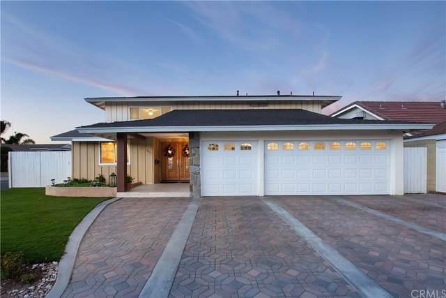 4651 Windsong Avenue, La Palma, CA 90623 (#PW21233081) :: Necol Realty Group