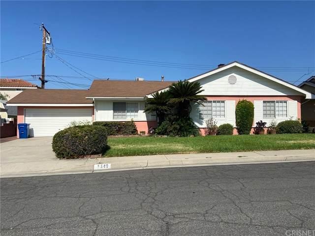 5549 Harker Avenue, Temple City, CA 91780 (#SR21232390) :: Robyn Icenhower & Associates