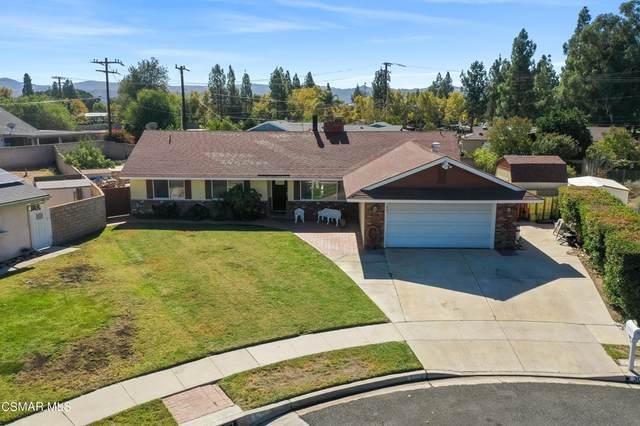 3008 Lori Circle, Simi Valley, CA 93063 (#221005681) :: Compass
