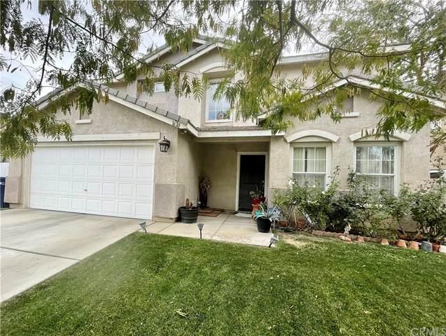 1620 W Holguin Street, Lancaster, CA 93534 (#AR21233148) :: Latrice Deluna Homes