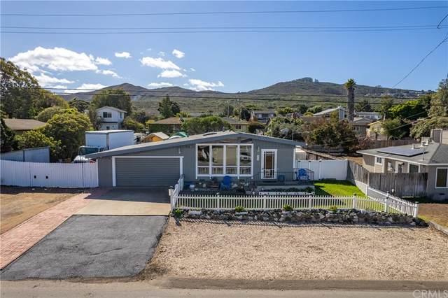 671 Lilac Drive, San Luis Obispo, CA 93402 (#SC21232483) :: A|G Amaya Group Real Estate