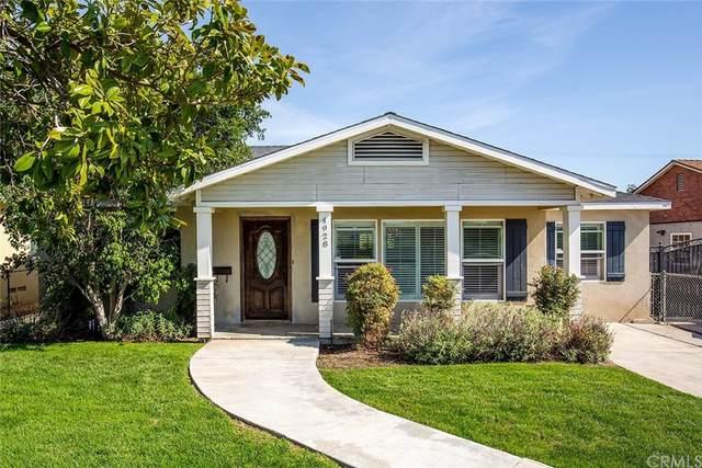 4928 El Monte Avenue, Temple City, CA 91780 (#AR21233214) :: Robyn Icenhower & Associates