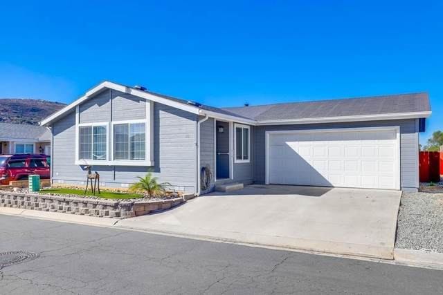 15935 Spring Oaks Rd #110, El Cajon, CA 92021 (#210029463) :: RE/MAX Empire Properties