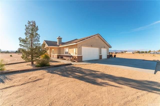 8707 W Avenue D6, Lancaster, CA 93536 (#SR21233347) :: A|G Amaya Group Real Estate