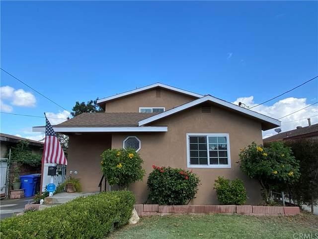 9033 Hegel Street, Bellflower, CA 90706 (#PW21233350) :: Rogers Realty Group/Berkshire Hathaway HomeServices California Properties