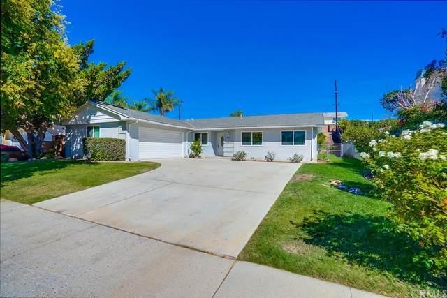 2809 Beaver Avenue, Simi Valley, CA 93065 (#SW21233358) :: Compass