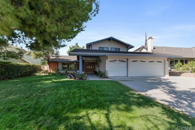 11079 Wystone Avenue, Northridge, CA 91326 (#SR21232787) :: Swack Real Estate Group | Keller Williams Realty Central Coast