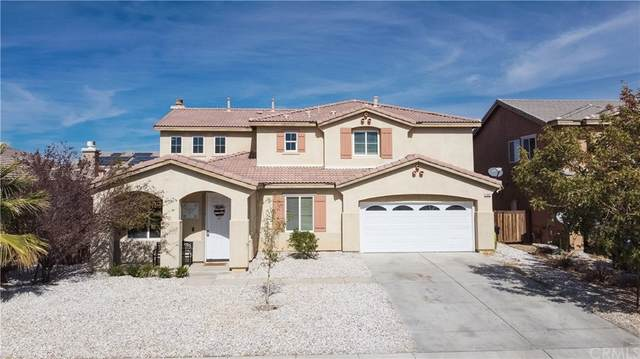 11982 Nyack Road, Victorville, CA 92392 (#PW21230737) :: Compass