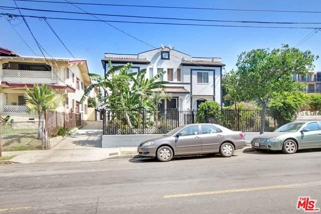 2627 San Marino Street, Los Angeles (City), CA 90006 (#21797914) :: Realty ONE Group Empire