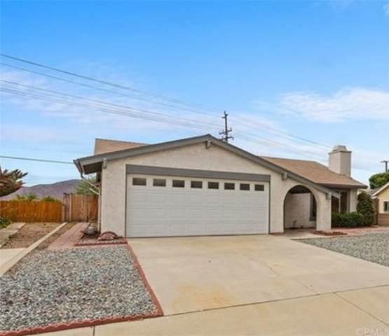 2321 El Rancho Circle, Hemet, CA 92545 (#PW21233180) :: A|G Amaya Group Real Estate