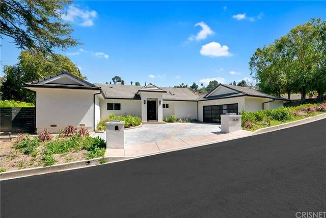 3634 Royal Woods Drive, Sherman Oaks, CA 91403 (#SR21233398) :: Zen Ziejewski and Team
