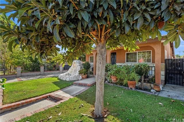 15213 S Williams Avenue, Compton, CA 90221 (#IG21221067) :: Compass