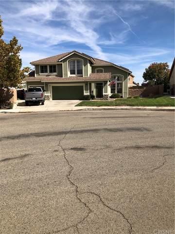 38742 Highmeadow Drive, Palmdale, CA 93551 (#SR21233403) :: A G Amaya Group Real Estate