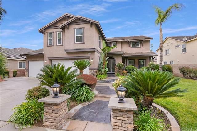 7468 Bungalow Way, Rancho Cucamonga, CA 91739 (#IG21233323) :: Blake Cory Home Selling Team