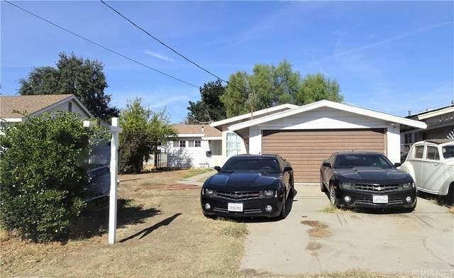 14107 Herron Street, Sylmar, CA 91342 (#SR21233429) :: Swack Real Estate Group | Keller Williams Realty Central Coast