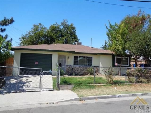 1416 Virginia Street, Bakersfield, CA 93305 (#MB21232581) :: Realty ONE Group Empire