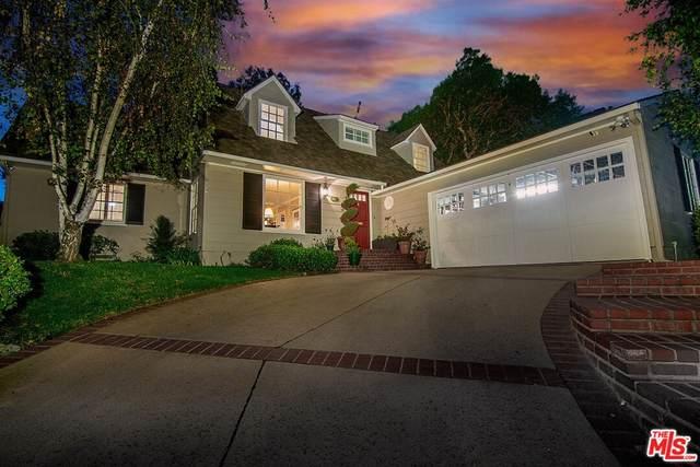 537 Veteran Avenue, Los Angeles (City), CA 90024 (#21797812) :: eXp Realty of California Inc.