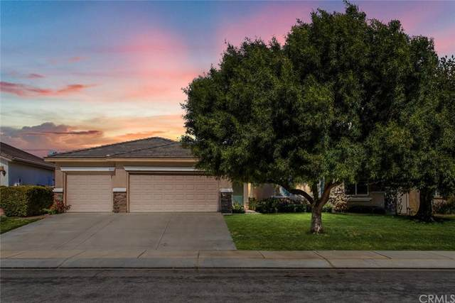 1474 Desert Star Drive, Beaumont, CA 92223 (#EV21232844) :: A|G Amaya Group Real Estate