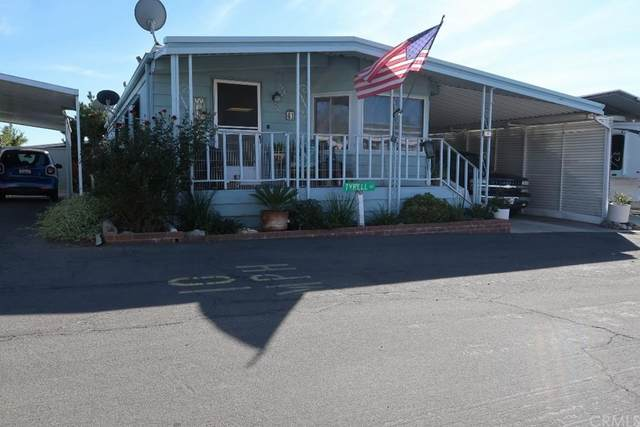 12618 3rd Street #41, Yucaipa, CA 92399 (MLS #SW21233372) :: ERA CARLILE Realty Group