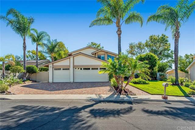 686 Azalea Street, Thousand Oaks, CA 91360 (#SR21233288) :: RE/MAX Masters