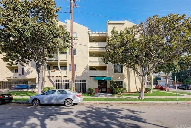 2343 E 17th Street #308, Long Beach, CA 90804 (#OC21233478) :: The Kohler Group
