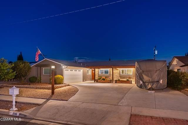 2066 Hurles Avenue, Simi Valley, CA 93063 (#221005685) :: Compass