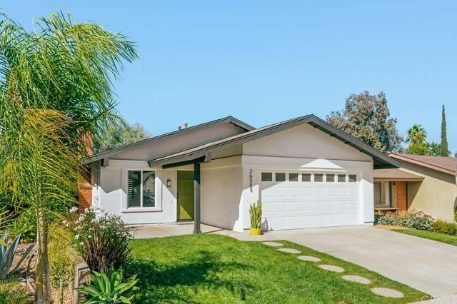 26585 Via Cuervo, Mission Viejo, CA 92691 (#OC21233439) :: Cane Real Estate