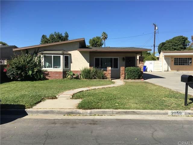 2059 Capehart Avenue, Duarte, CA 91010 (#CV21233493) :: Mainstreet Realtors®