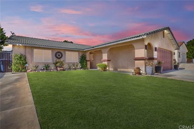 13655 El Rio Lane, Desert Hot Springs, CA 92240 (#SW21233434) :: The Kohler Group