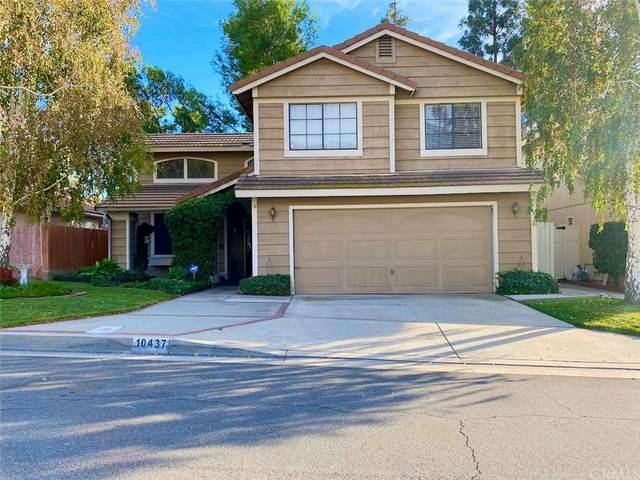 10437 Mahogany Court, Rancho Cucamonga, CA 91737 (#CV21208482) :: Blake Cory Home Selling Team