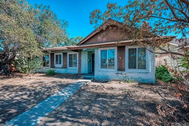 10252 Arleta Avenue, Arleta, CA 91331 (#SR21226649) :: The Kohler Group