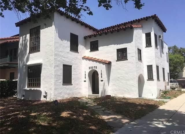 128 S Harper Avenue, Los Angeles (City), CA 90048 (#PW21233461) :: RE/MAX Masters