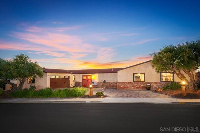8020 Eastridge Drive, La Mesa, CA 91941 (#210029487) :: Swack Real Estate Group | Keller Williams Realty Central Coast
