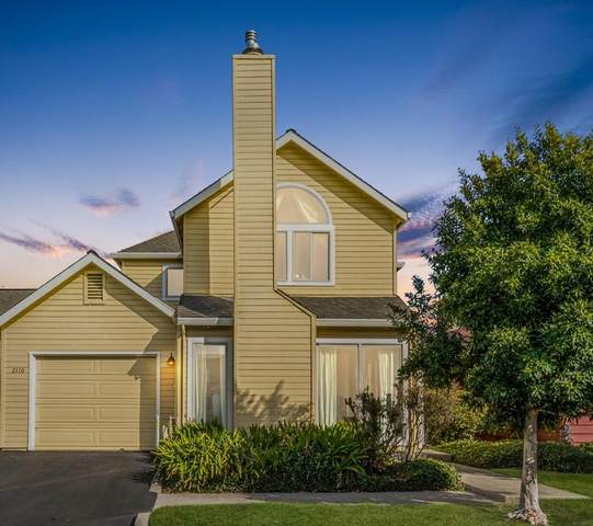 2110 Seven Gables Way, Capitola, CA 95010 (#ML81867698) :: Jett Real Estate Group