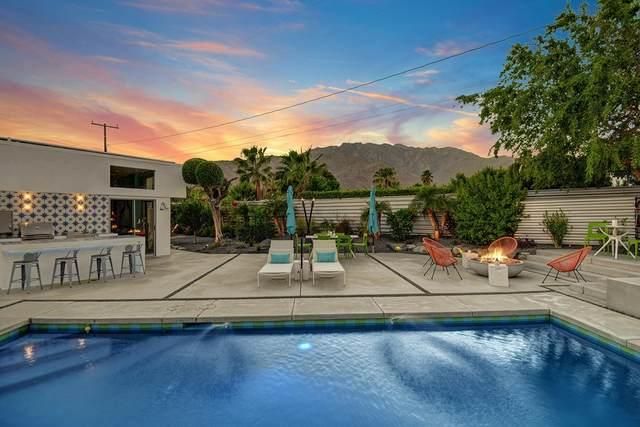 814 E Grace Circle, Palm Springs, CA 92262 (#219069310DA) :: Elevate Palm Springs