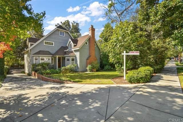 608 Fairview Avenue, Sierra Madre, CA 91024 (#AR21165135) :: The Kohler Group
