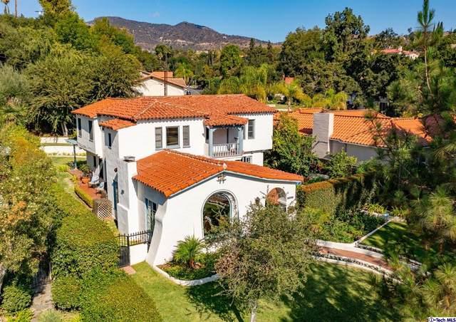 1355 E Mountain Street, Glendale, CA 91207 (#320008102) :: RE/MAX Empire Properties