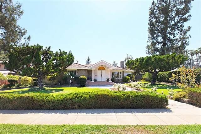 1701 Virginia Road, San Marino, CA 91108 (#OC21231513) :: Jett Real Estate Group
