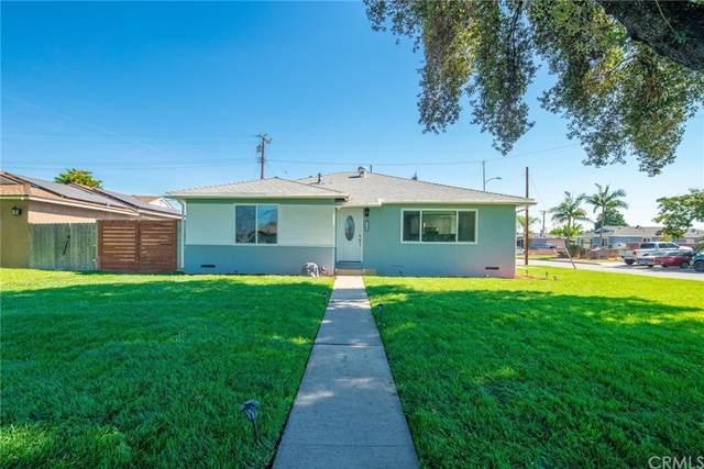 1268 N Eastbury Avenue, Covina, CA 91722 (#WS21233513) :: Jett Real Estate Group