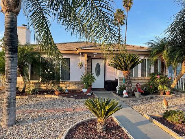 2896 Oradon Way, San Jacinto, CA 92545 (#SW21233532) :: Jett Real Estate Group