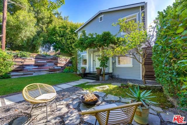 918 Nowita Place, Venice, CA 90291 (#21797906) :: Cane Real Estate