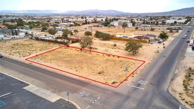 0 Yucca Street, Hesperia, CA 92345 (#OC21233164) :: Cane Real Estate