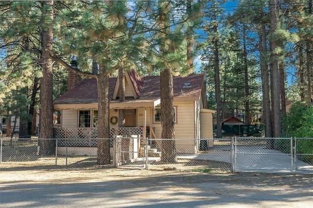908 Angeles Boulevard, Big Bear, CA 92314 (#EV21231039) :: A|G Amaya Group Real Estate