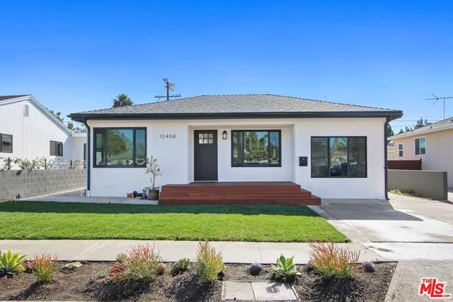 12458 Rubens Avenue, Los Angeles (City), CA 90066 (#21797912) :: Cane Real Estate