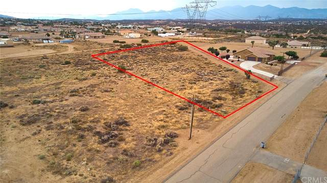 0 Farmington Street, Oak Hills, CA 92344 (#OC21233364) :: Cane Real Estate