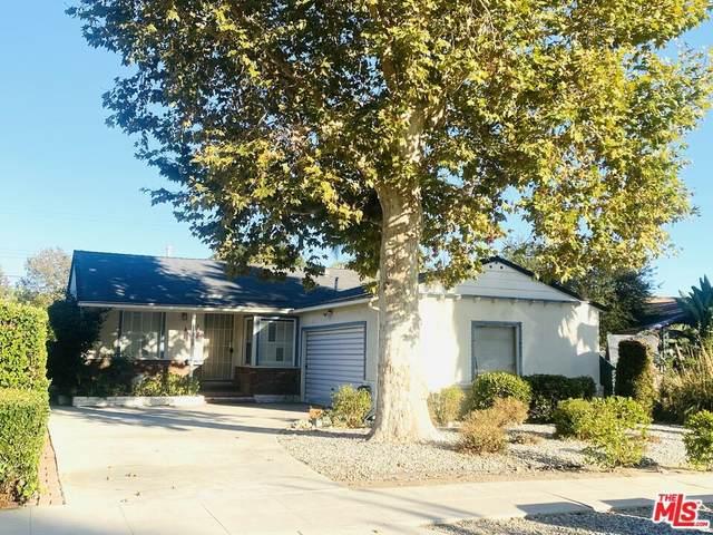5426 Burnet Avenue, Sherman Oaks, CA 91411 (#21797804) :: Cane Real Estate