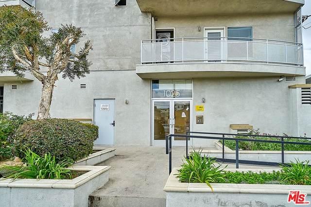 1025 Dewey Avenue #205, Los Angeles (City), CA 90006 (#21797982) :: Realty ONE Group Empire