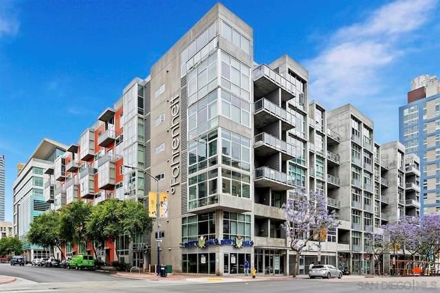 1025 Island Avenue #311, San Diego, CA 92101 (#210029503) :: Cane Real Estate