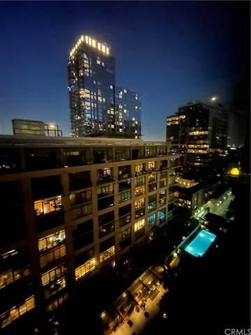 1100 S Hope Street #1413, Los Angeles (City), CA 90015 (#CV21233604) :: Realty ONE Group Empire